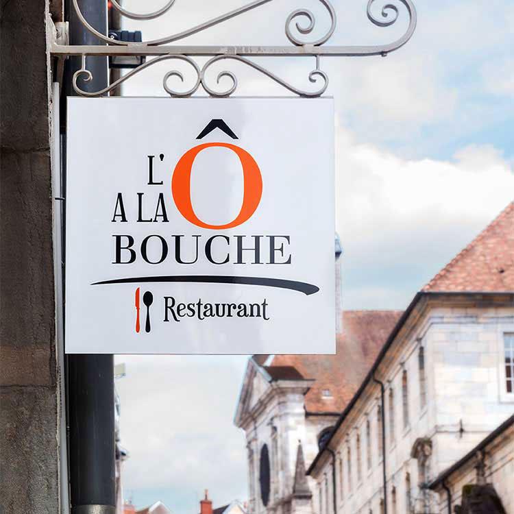 Restaurant l 39 la bouche maison piguet cuisine - Bonnet thirode grande cuisine ...